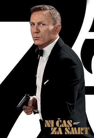 007 ni cas za smrt kino